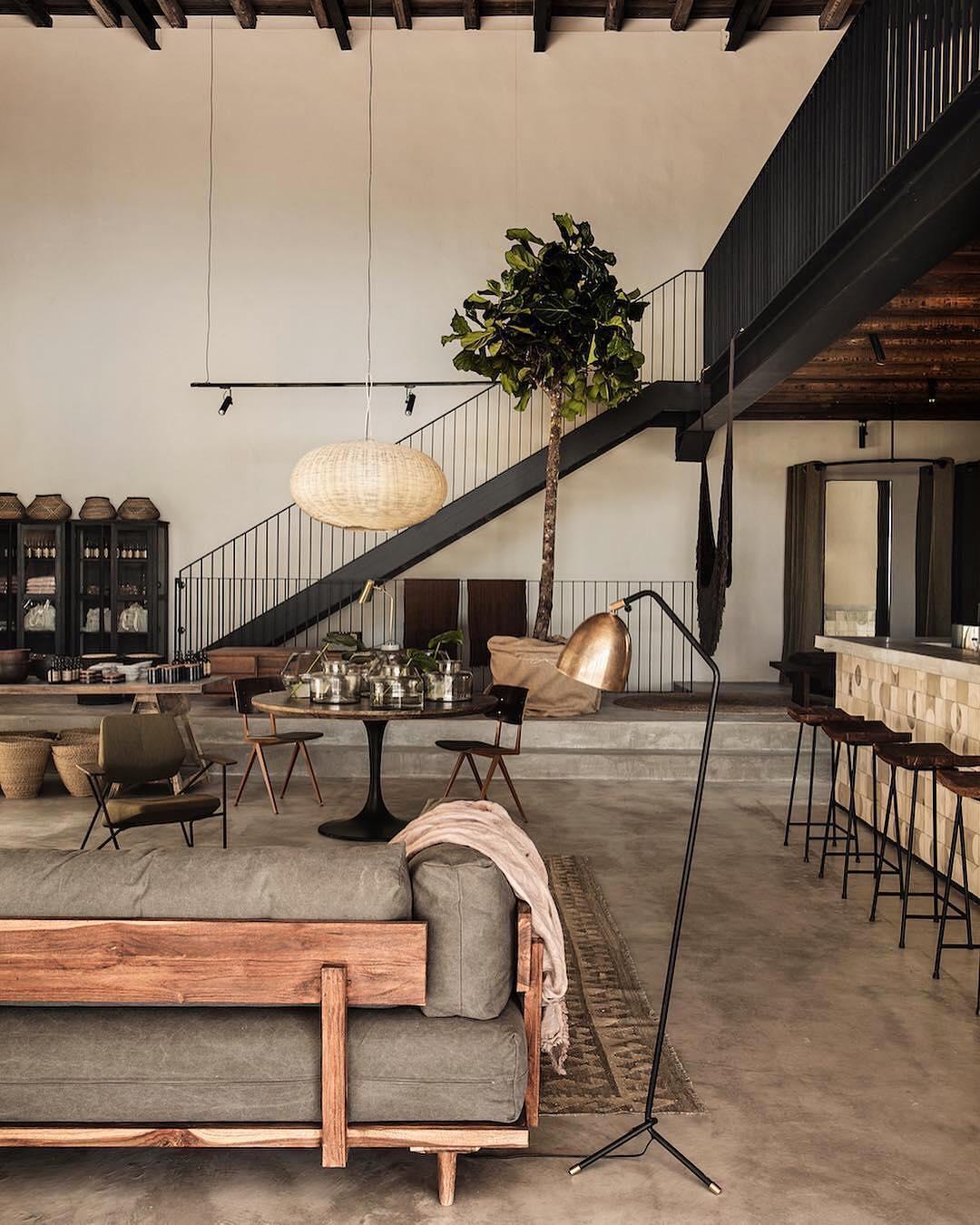 دکوراسیون داخلی هتل بوتیک مدرن در یونان در سال 2019