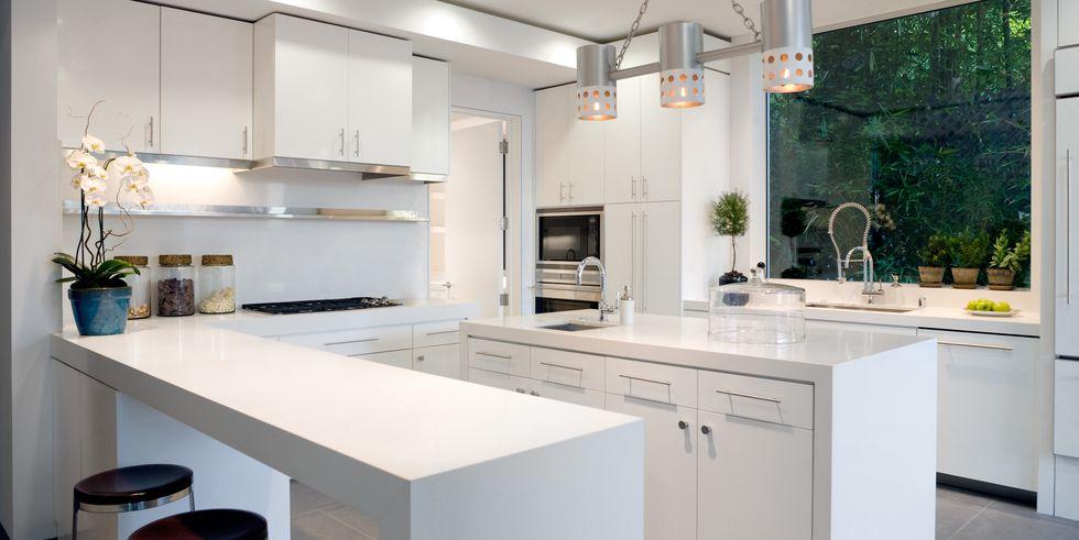 36 ایده جذاب آشپزخانه در طرح ها و رنگ های فوق العاده
