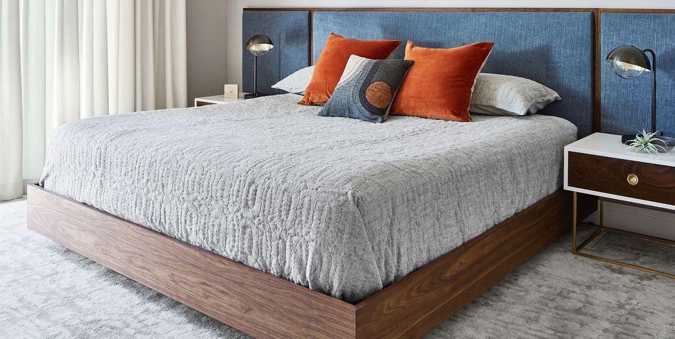 25 ایده برای اتاق خواب مدرن با تجسم طراحی عالی
